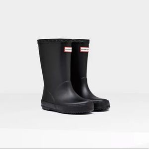 Hunter Original Kids First Classic Rain Boots 5